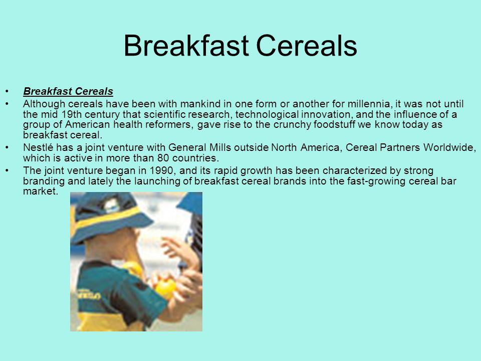 Breakfast Cereals Breakfast Cereals