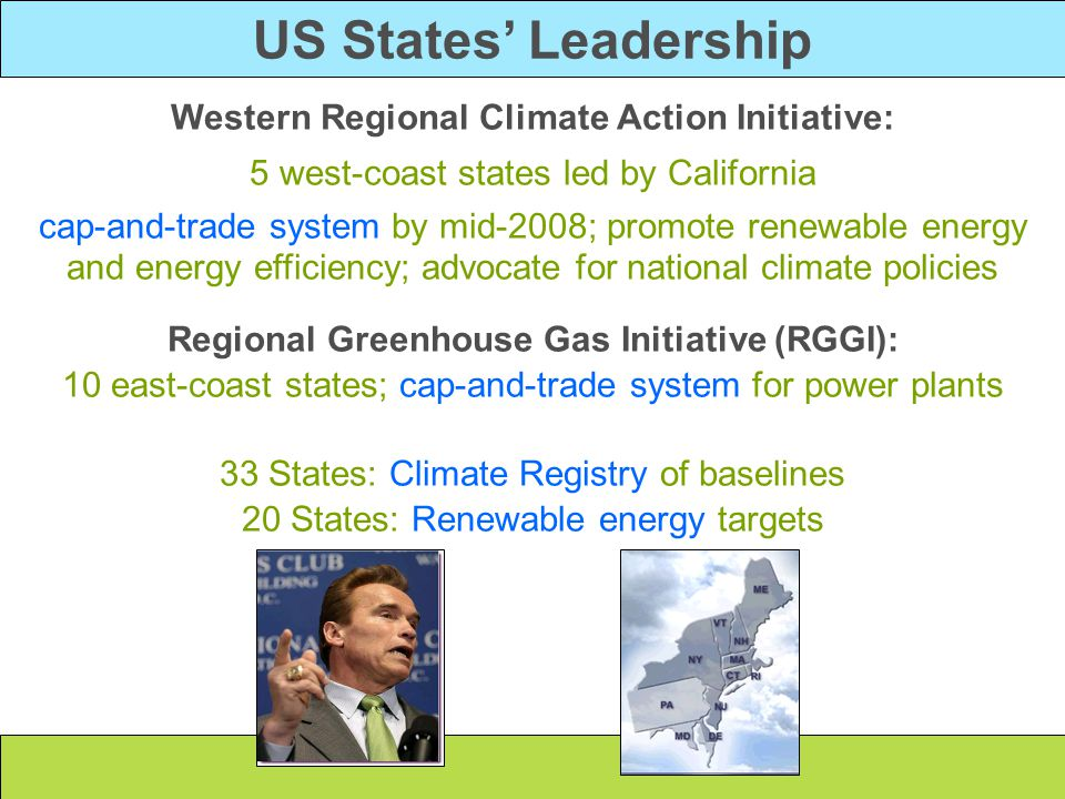 Western Regional Climate Action Initiative: