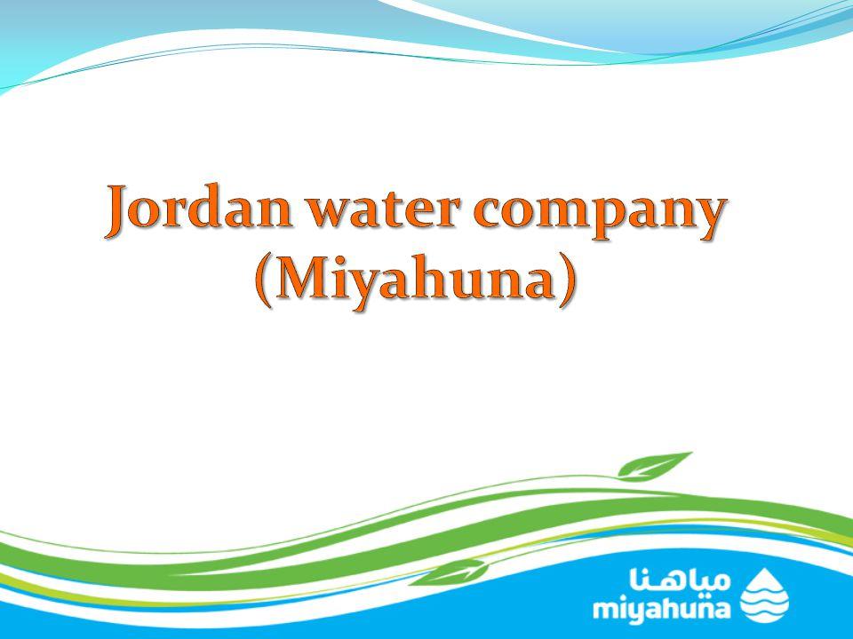 Jordan water company (Miyahuna)