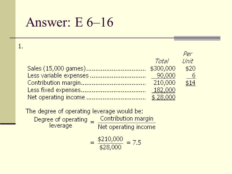 Answer: E 6–16