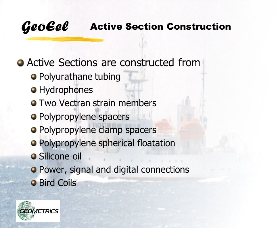 Active Section Construction