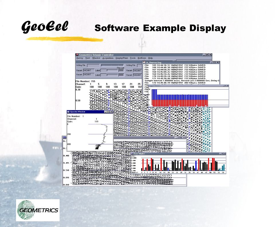 Software Example Display