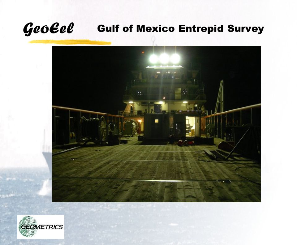 Gulf of Mexico Entrepid Survey