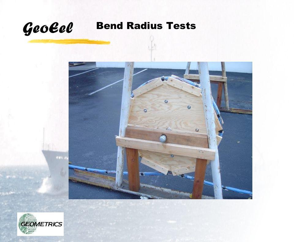 Bend Radius Tests