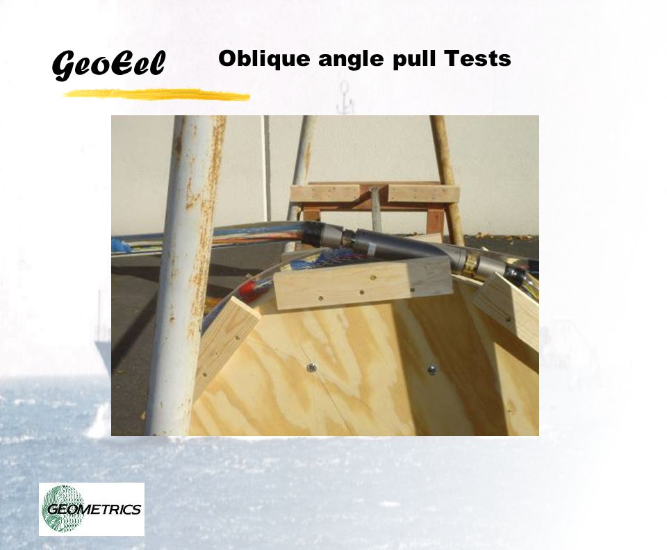 Oblique angle pull Tests