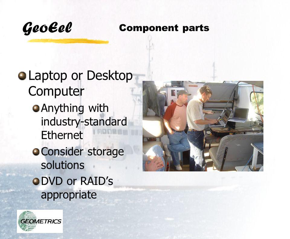 Laptop or Desktop Computer