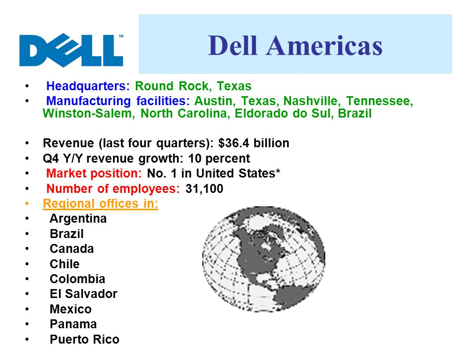Dell Americas Headquarters: Round Rock, Texas