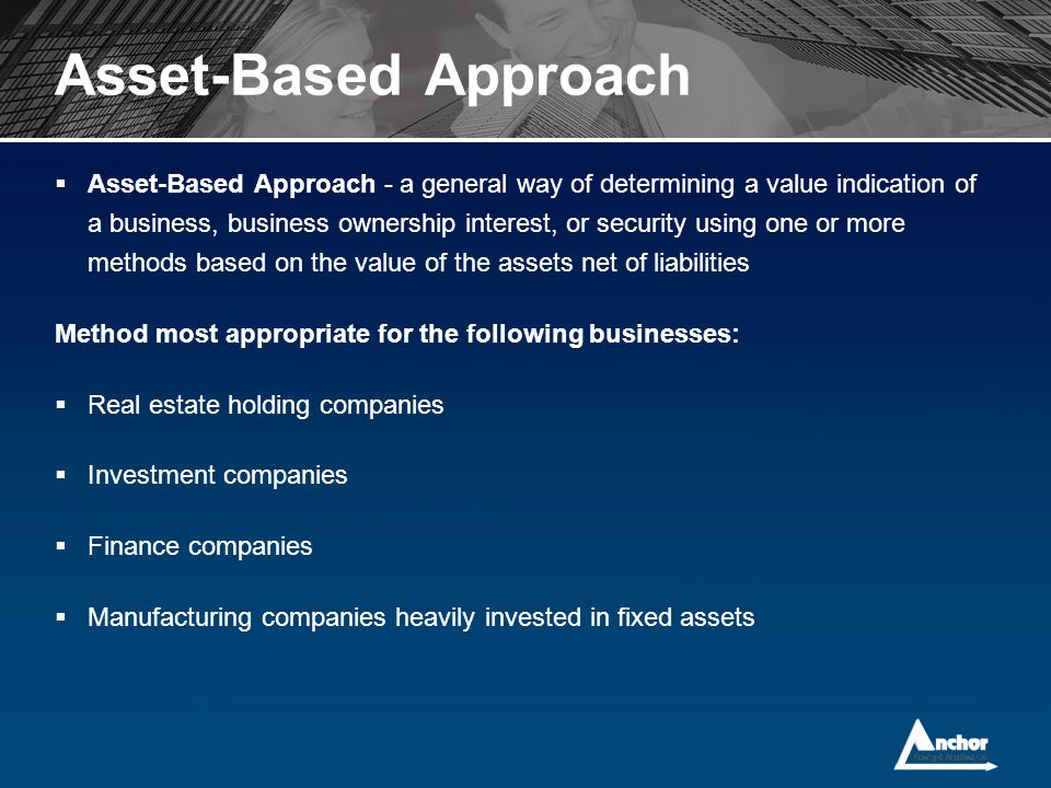 Asset-Based Approach