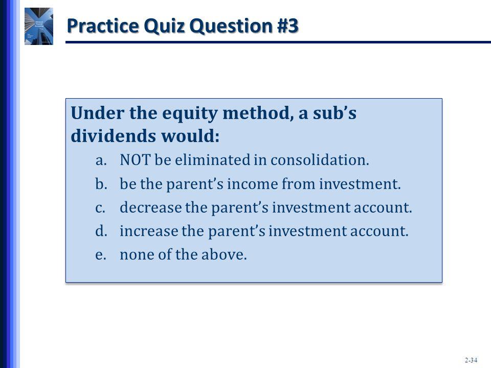 Practice Quiz Question #3