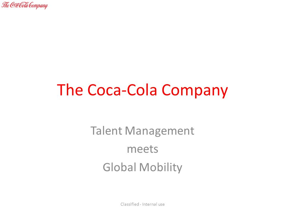 Talent Management meets Global Mobility