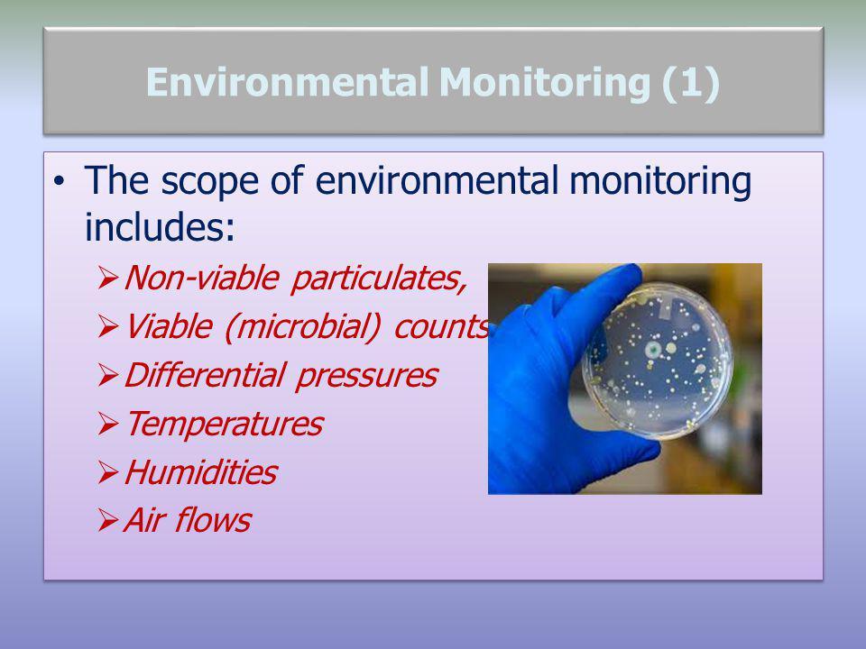 Environmental Monitoring (1)
