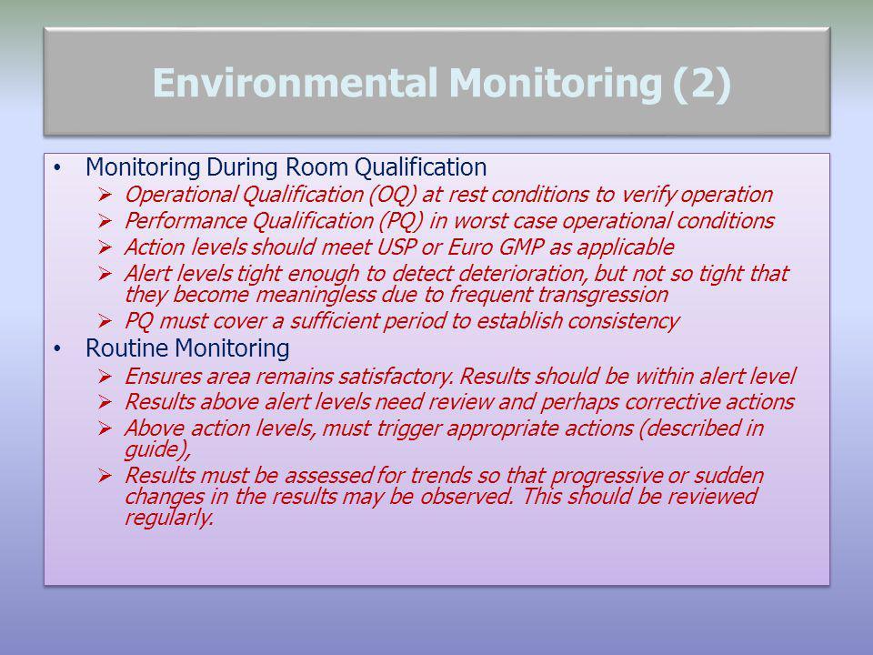 Environmental Monitoring (2)