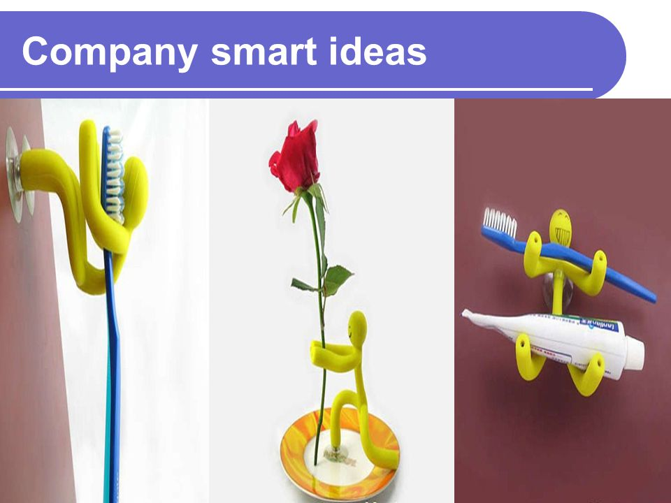 Company smart ideas Click to add notes