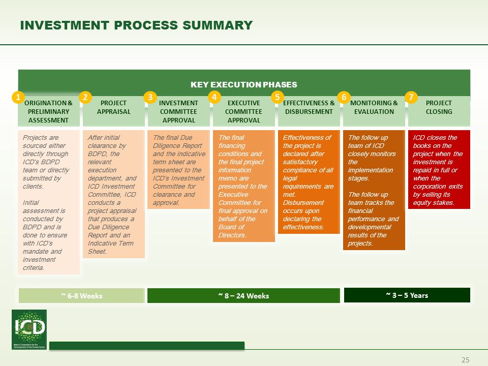 INVESTMENT PROCESS SUMMARY