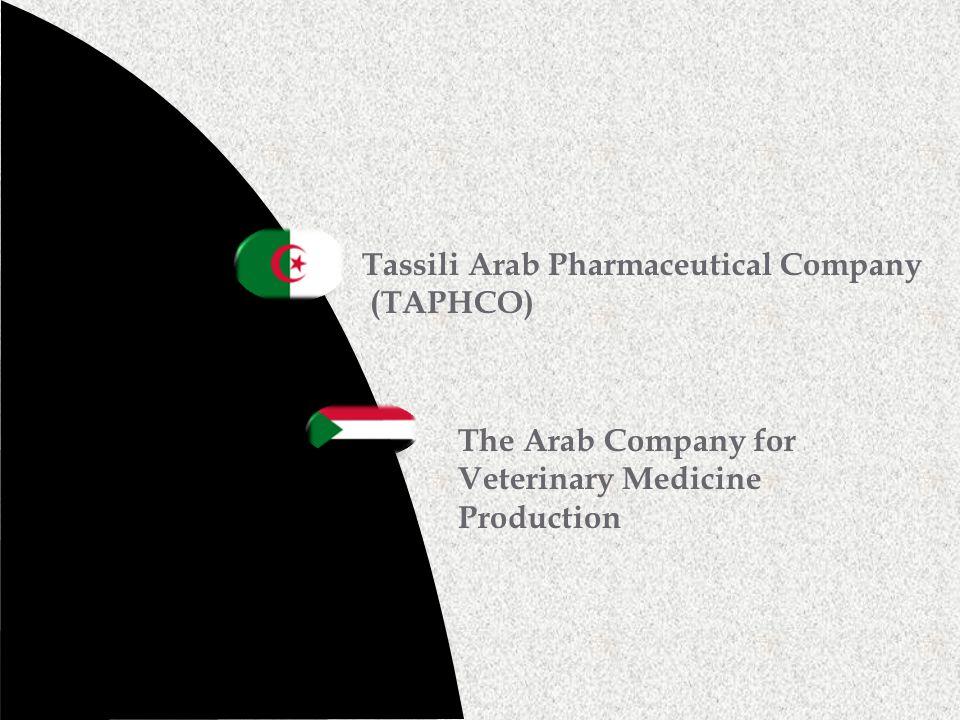 Tassili Arab Pharmaceutical Company (TAPHCO)