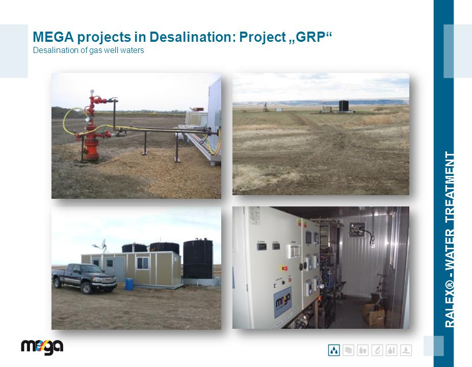 "MEGA projects in Desalination: Project ""GRP Desalination of gas well waters"