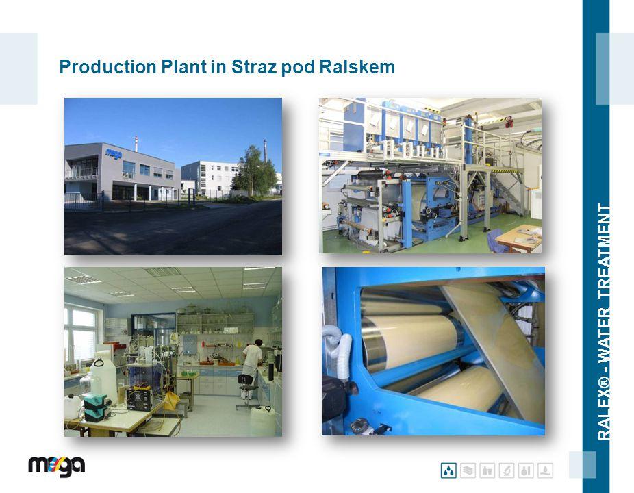Production Plant in Straz pod Ralskem