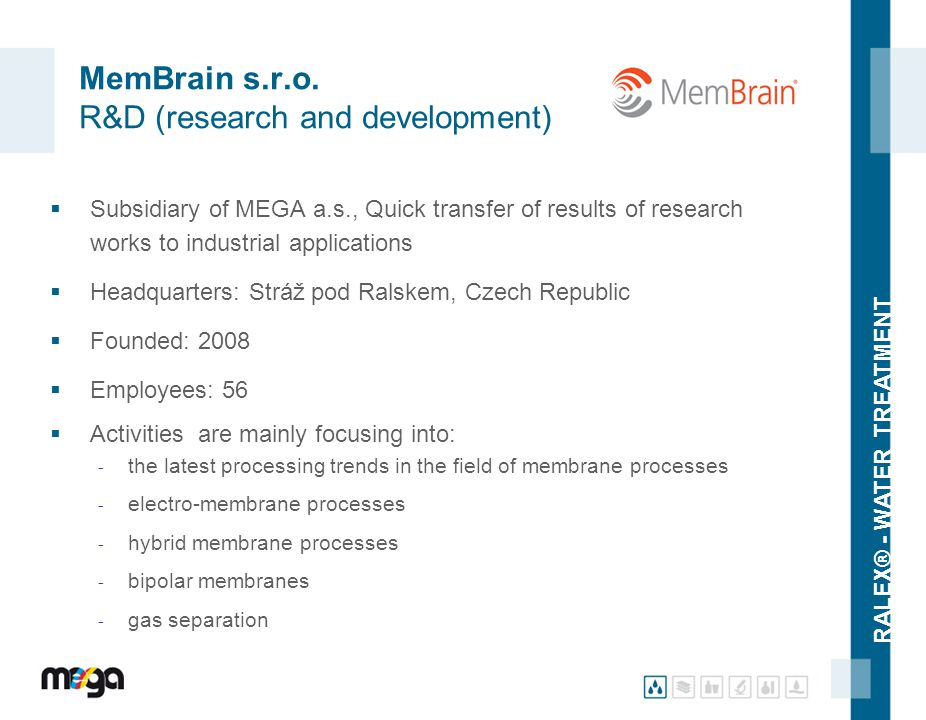 MemBrain s.r.o. R&D (research and development)