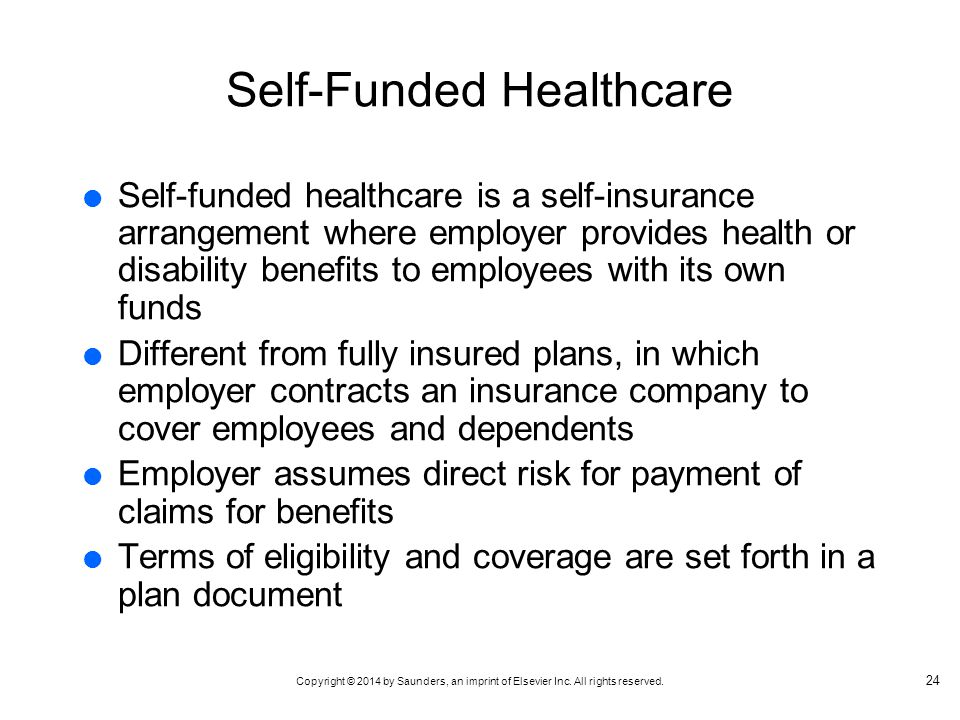 Self-Funded Healthcare