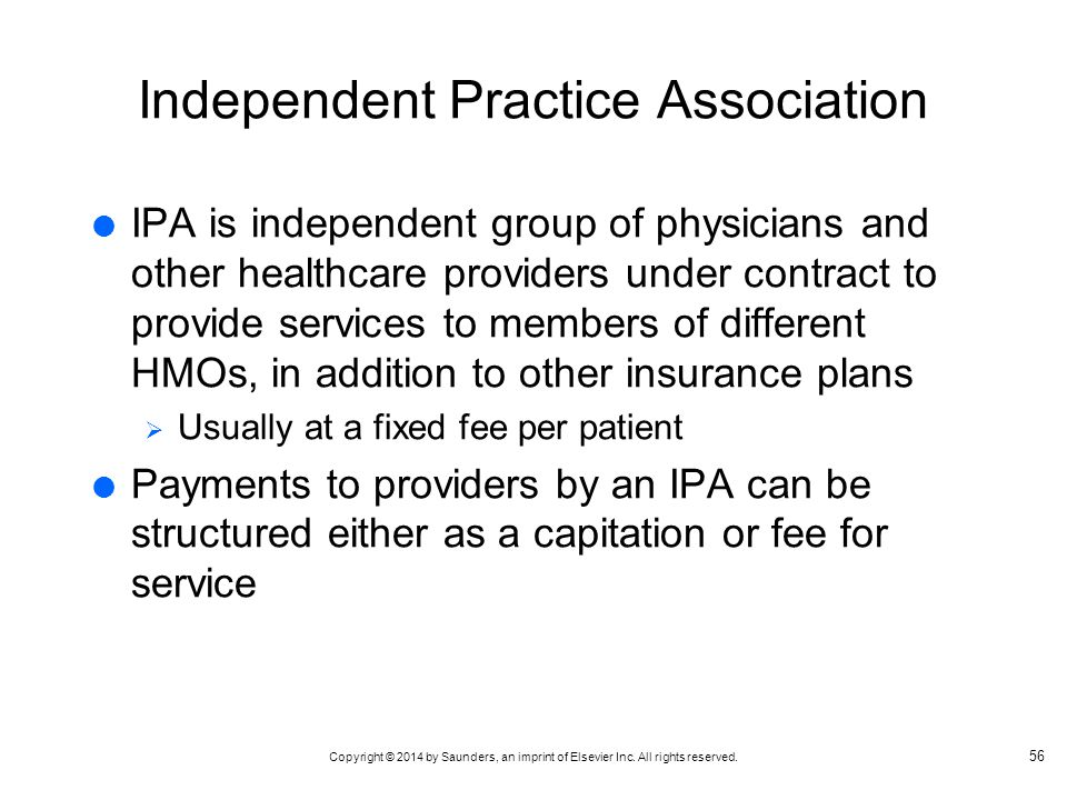 Independent Practice Association