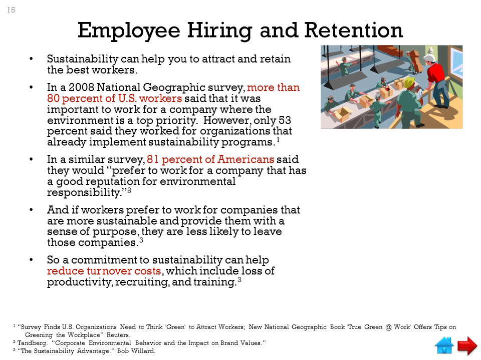 Employee Hiring and Retention