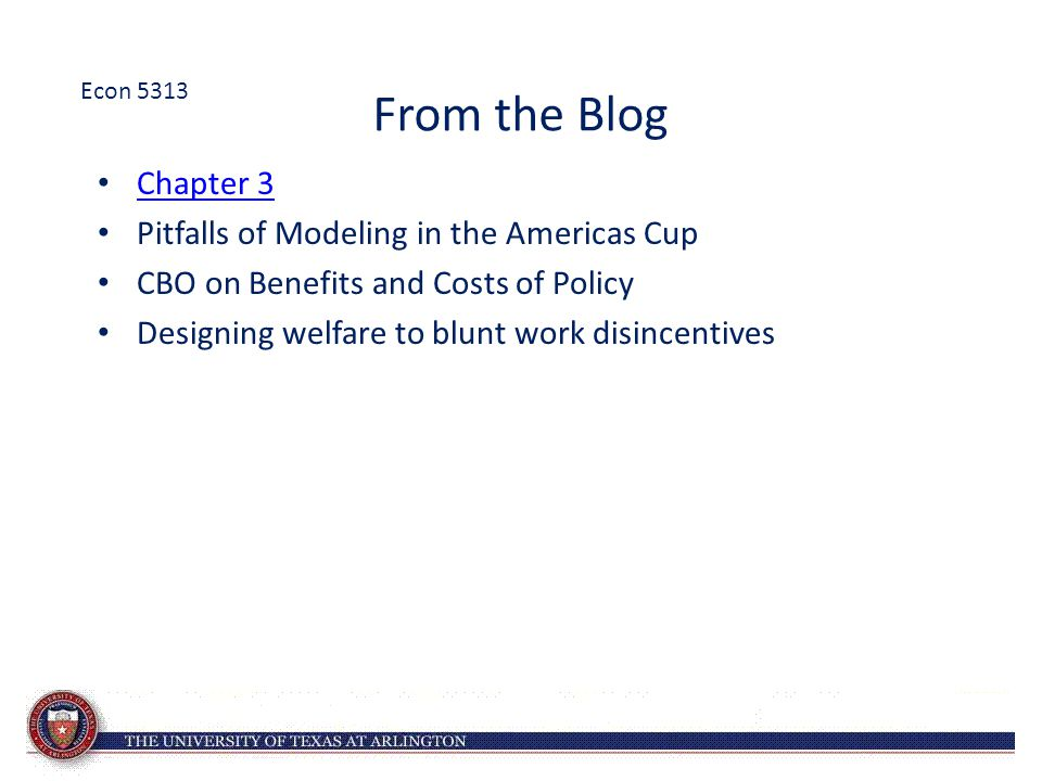 From the Blog Chapter 3 Pitfalls of Modeling in the Americas Cup