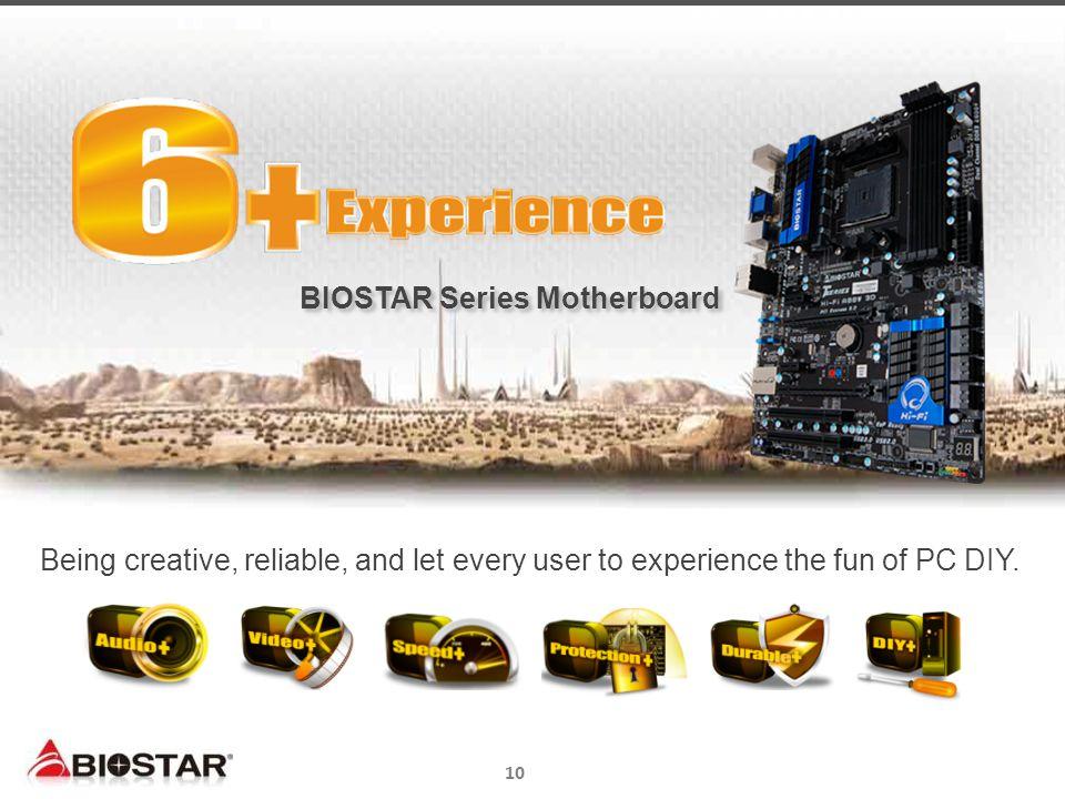 BIOSTAR Series Motherboard