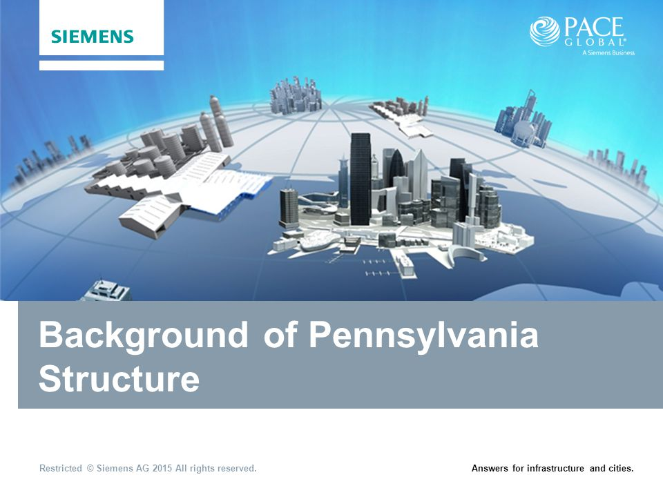 Background of Pennsylvania Structure