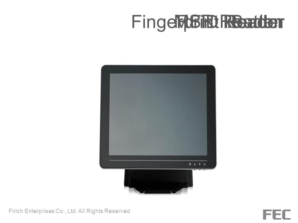 MSR Reader Fingerprint Reader iButton RFID Reader