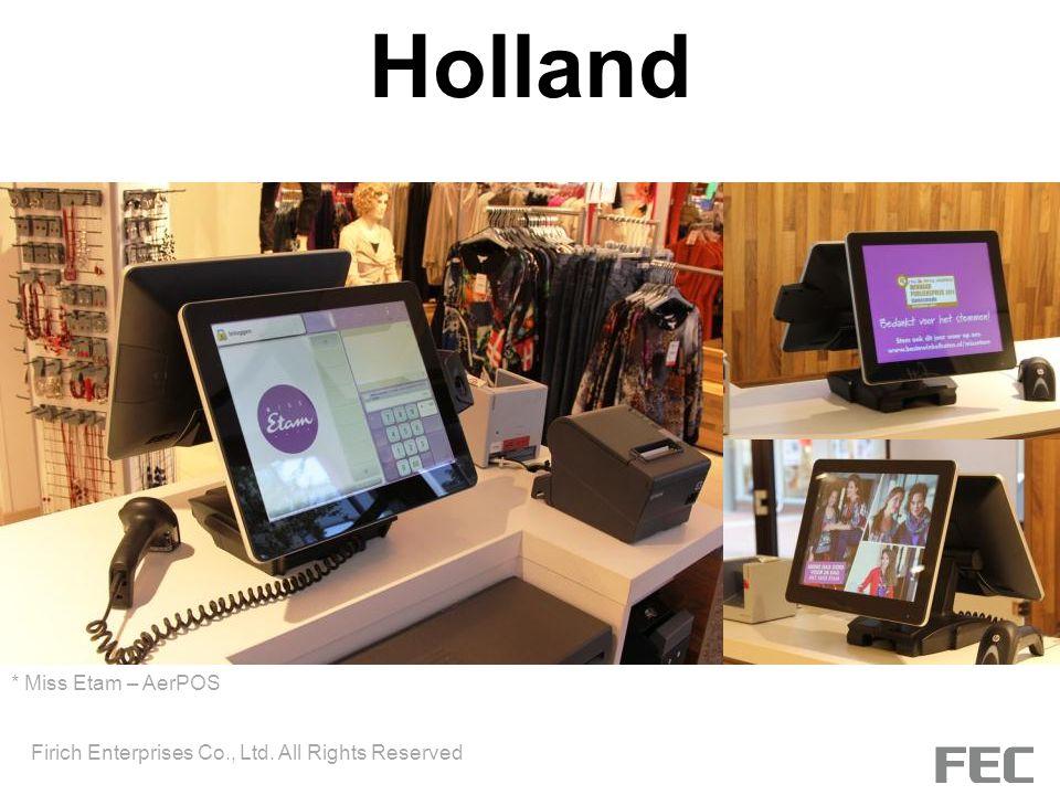 Holland * Miss Etam – AerPOS