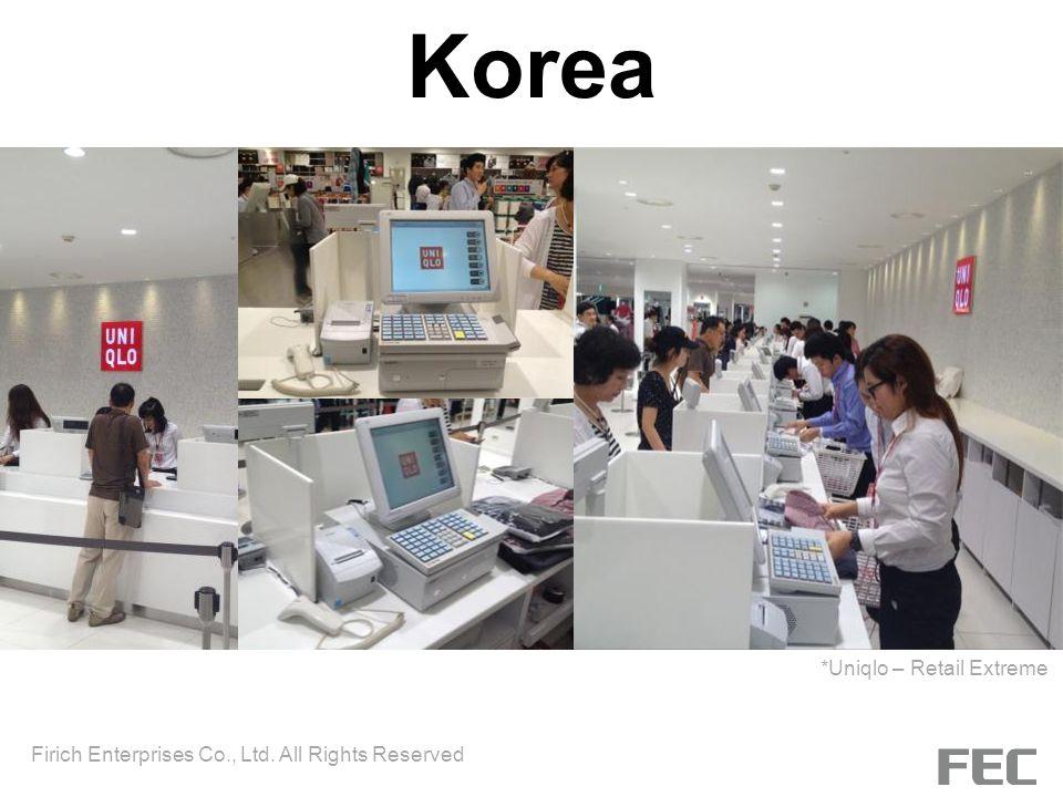 Korea *Uniqlo – Retail Extreme