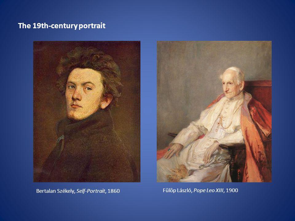 The 19th-century portrait