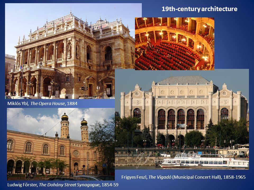 19th-century architecture