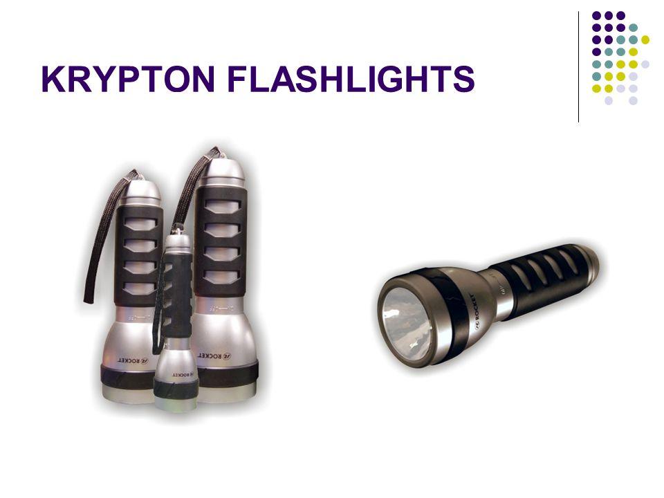 KRYPTON FLASHLIGHTS