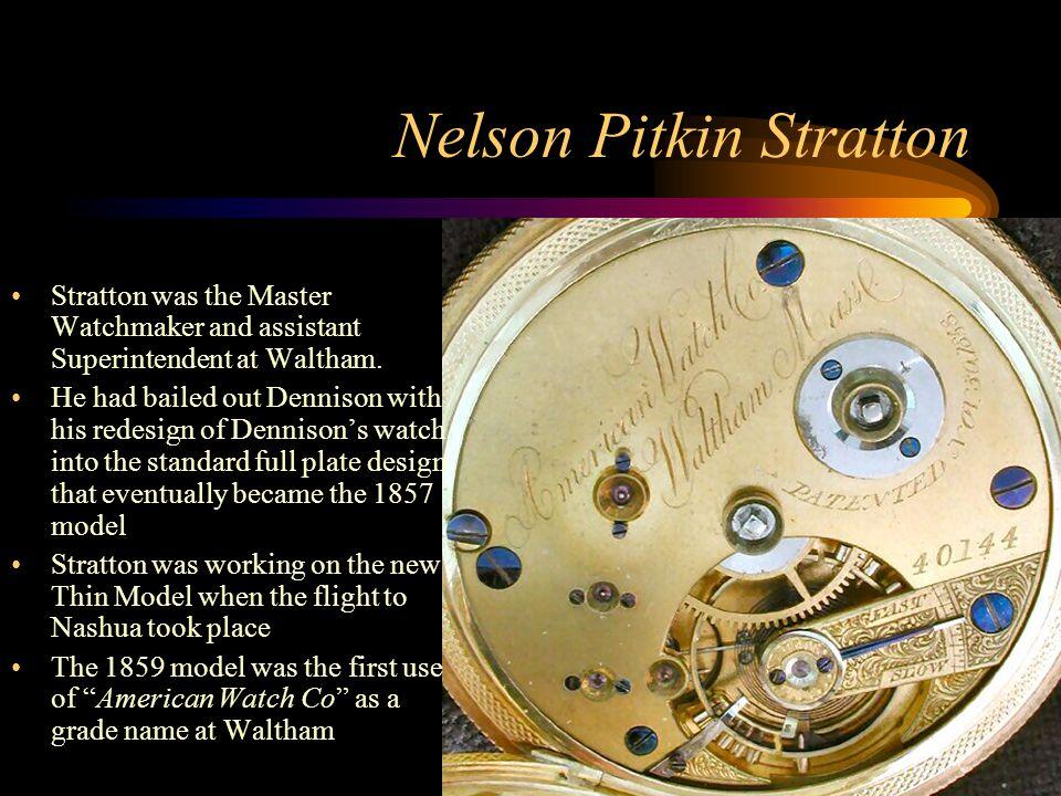 Nelson Pitkin Stratton