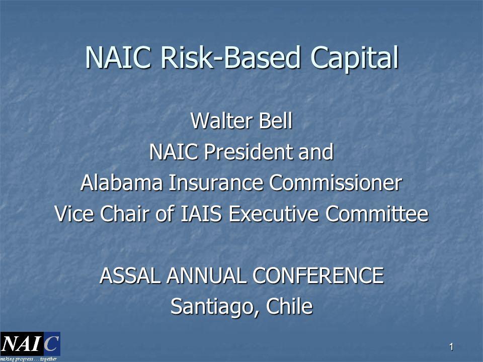 NAIC Risk-Based Capital