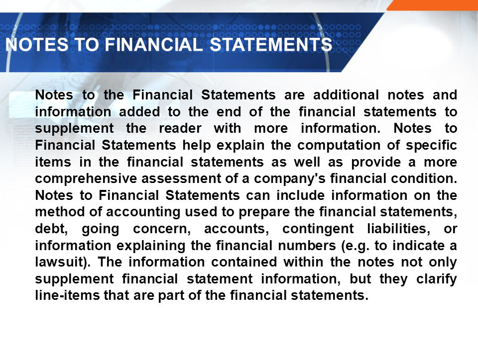 Financial Statements Of General Insurance Companies. - Ppt Video