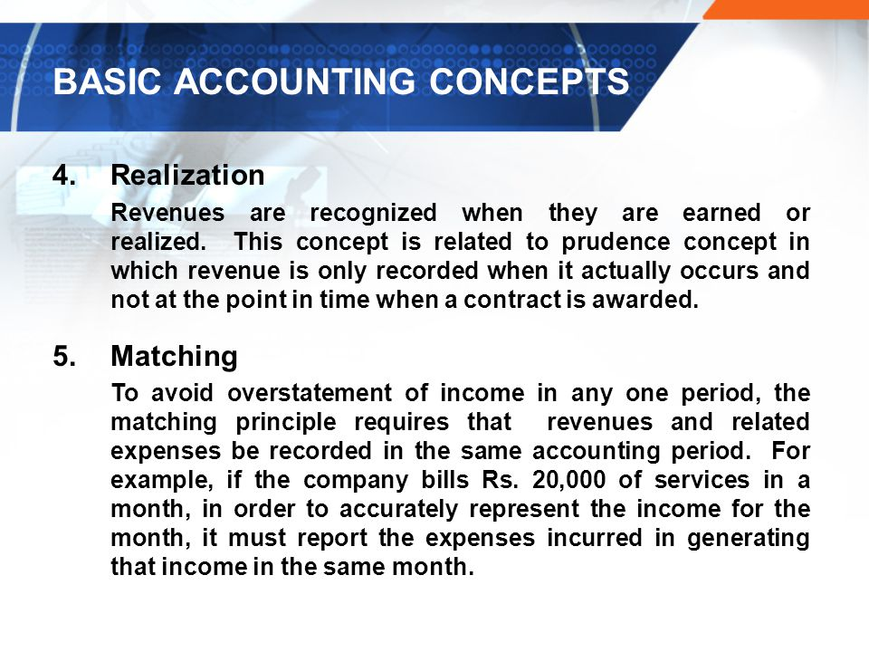 Basic Accounting Concepts 2 – Debits and Credits