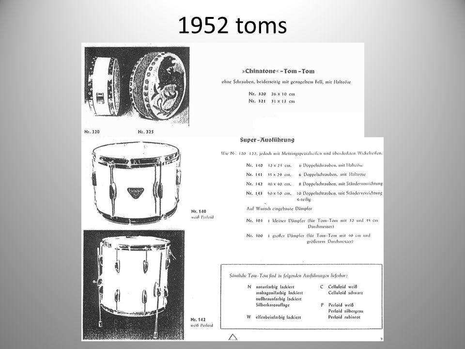 1952 toms