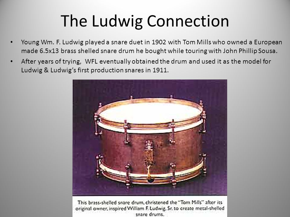 The Ludwig Connection