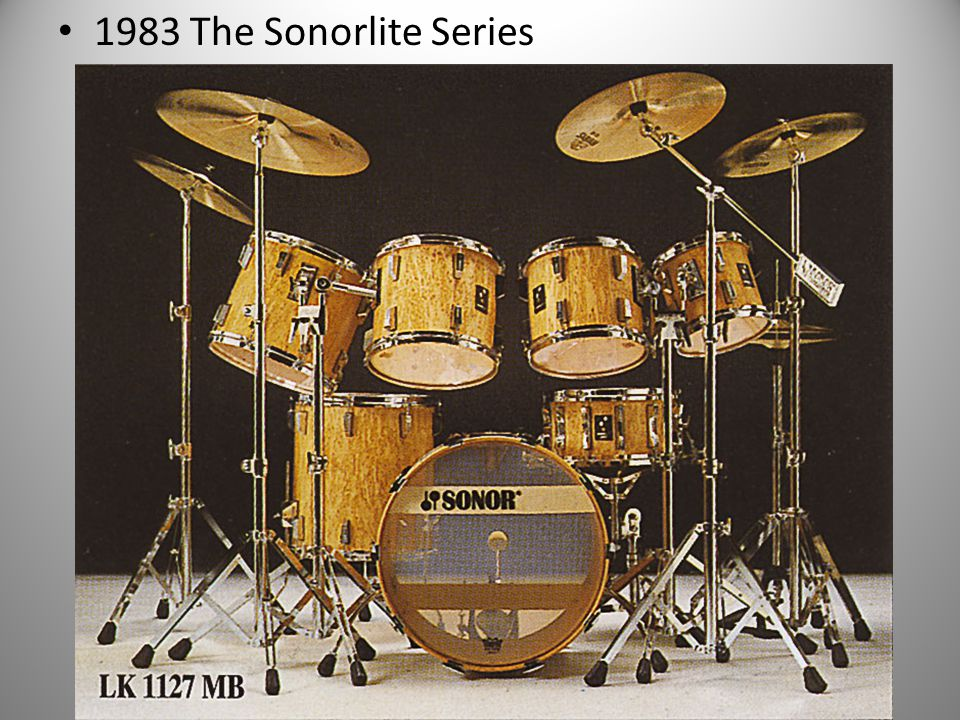 1983 The Sonorlite Series The Classic Link Era