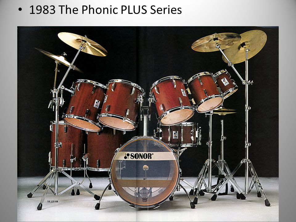 1983 The Phonic PLUS Series The Classic Link Era