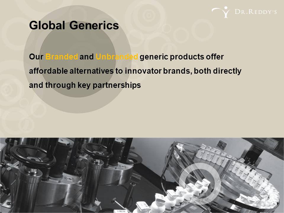 Global Generics