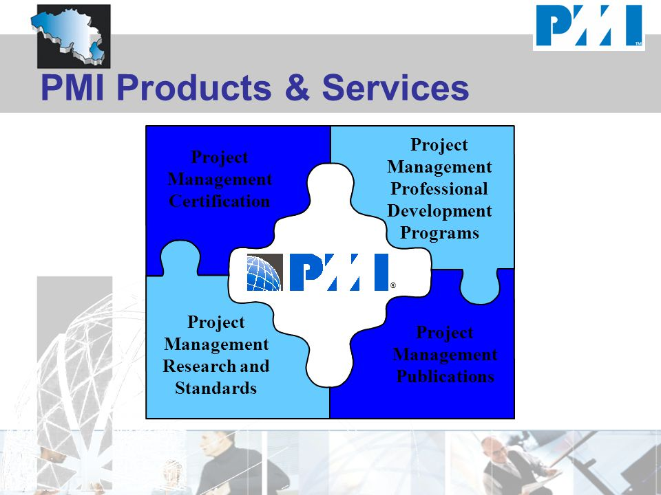 PMI Products & Services
