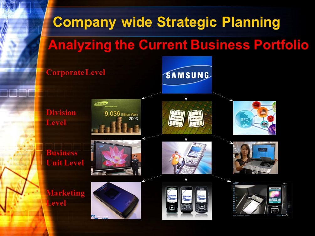 Company wide Strategic Planning