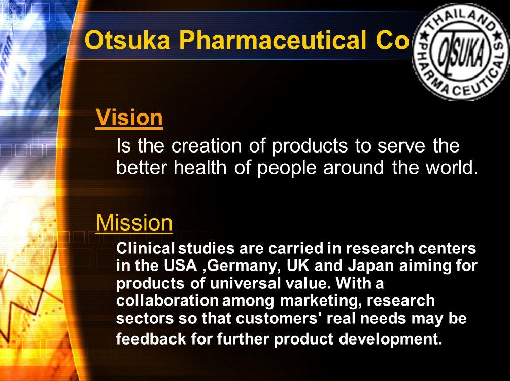 Otsuka Pharmaceutical Co.