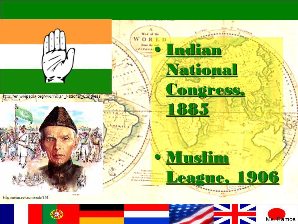 Indian National Congress, 1885