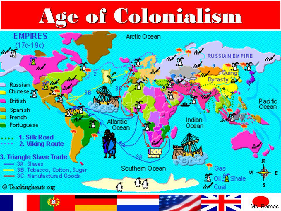 Age of Colonialism Ms. Ramos