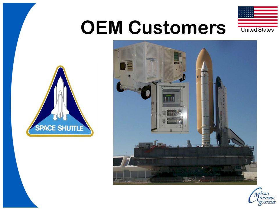 United States OEM Customers