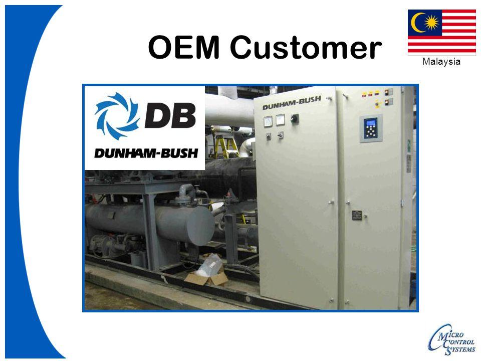 OEM Customer Malaysia